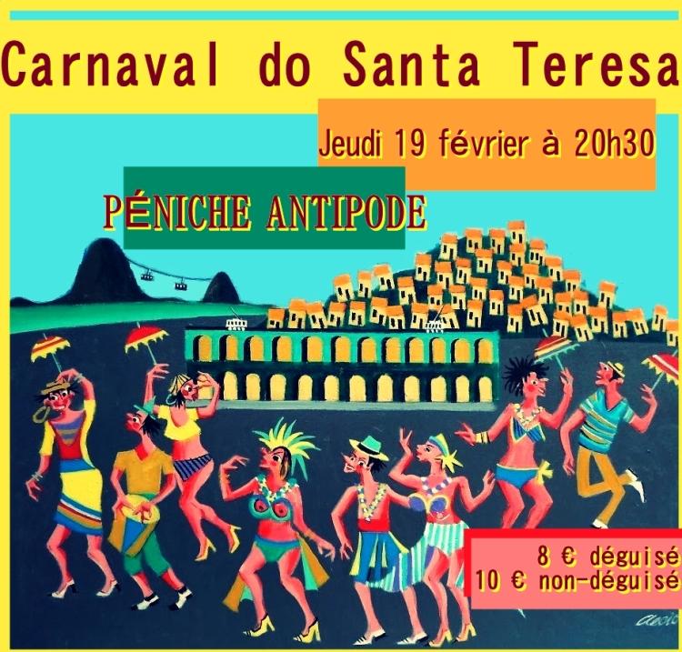 carnaval santê - 2