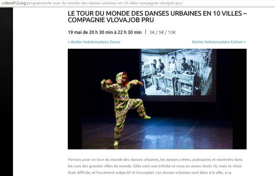 Ana Pi dança
